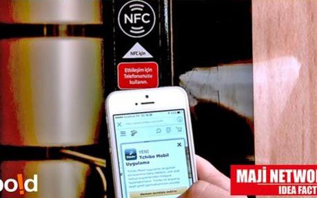 Profesyoneller Raket Network (NFC+) ile iş dünyasına dijital dokunuş